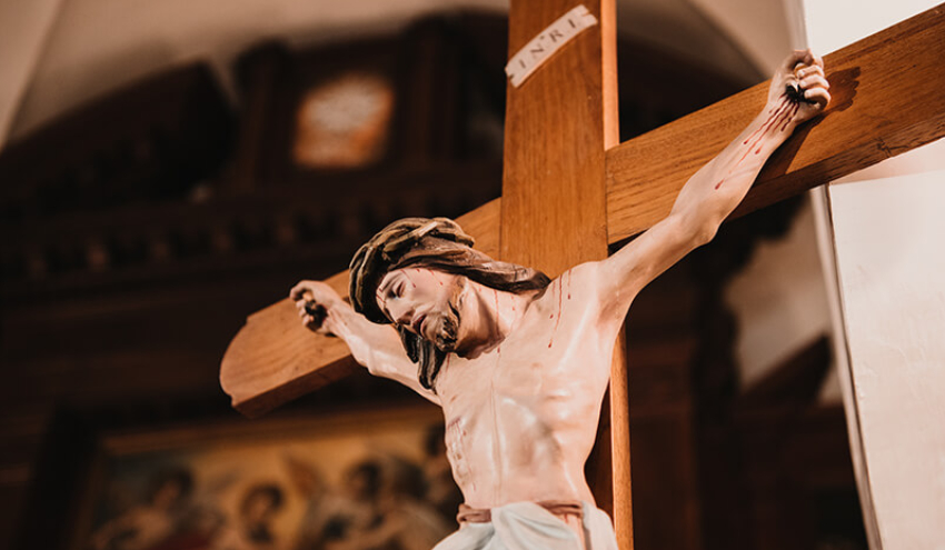 Crucifixion and Jesus Christ- Implications